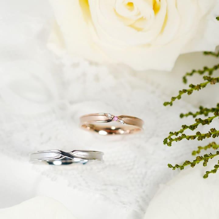 Lovers & Ring リング 10金 18金 プラチナ