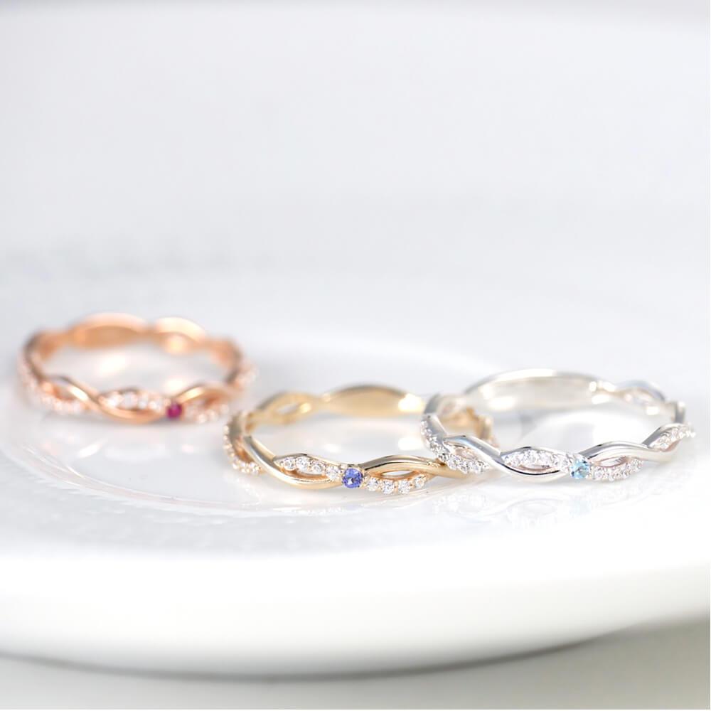 RITA ジュエリー ダイヤモンドリング