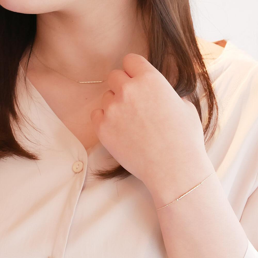 RITA Jewelry 誕生石が選べるネックレス